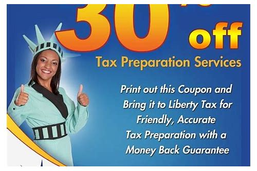 coupons for taxes liberty