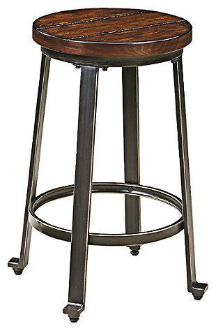 challiman counter height bar stool ashley furniture