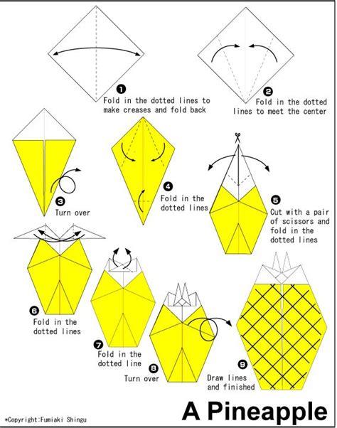 Origami Fruit - origami persimmon origami origami paper