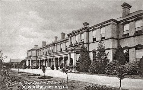 Narrow Home Plans the west london district school at ashford middlesex a