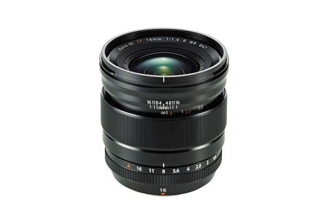 Fujifilm Xf 16mm F 1 4 R Wr Lensa fujifilm xf 16mm f 1 4 r wr the of photography