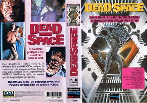 dead space 1991 movie dead space 1991 horrorpedia