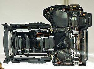 digital single lens reflex camera wikipedia