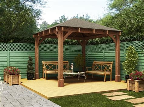 contemporary gazebo 25 collection of contemporary wooden gazebo