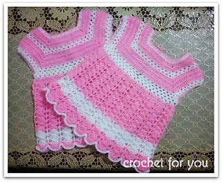 perfect pattern works 964 best images about crochet baby dresses on pinterest