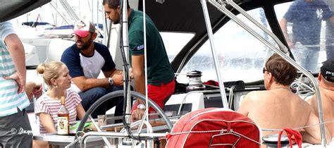 boat safety briefing yacht charter greece bareboat charter catamaran yacht