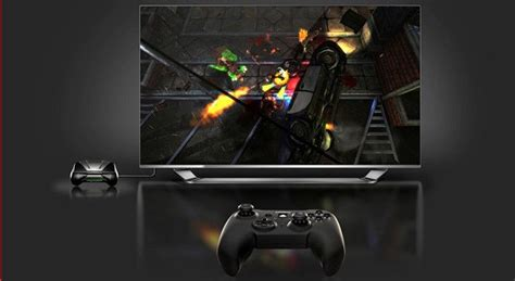 nvidia shield console mode nvidia shield update brings android 4 3 console mode and