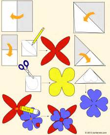 How To Make Easy Paper Flowers - how to make paper flowers friday fun aunt annie s crafts