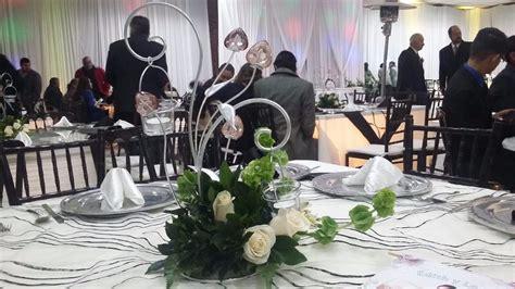 hermoso centro de mesa para boda centro de mesa boda 211 15 a 241 os con velas y bisuteria
