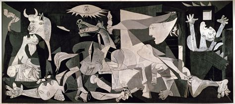 pablo picasso paintings guernica hell and company the civil war and the world