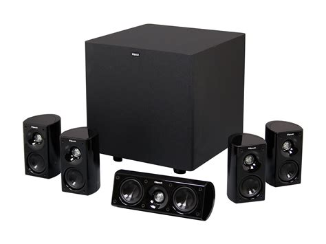 klipsch hd theater 600 home theater system neweggflash