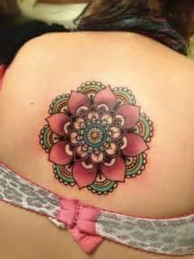 Flower Half Sleeve Tattoos For Girls - mandala tattoo images amp designs