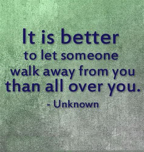 Over Someone Quotes Sayings Over Someone Picture Quotes - quotes about people walking all over you quotesgram