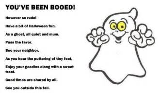 you ve been booed 21 halloween boo printables and