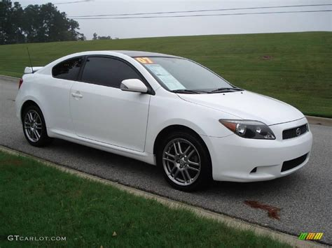 scion tc white 2007 white scion tc 19887418 gtcarlot car