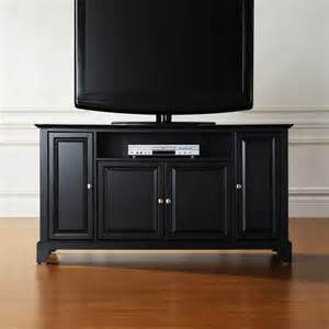 flat panel tv stands crosley furniture 60 quot flat panel tv stand for