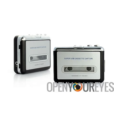 convertitore cassette in mp3 usb registratore cassette player e convertitore in