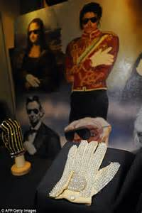 Sarung Tangan Jackson G40 dunia info inilah sarung tangan michael jackson seharga 48 400 dollar as