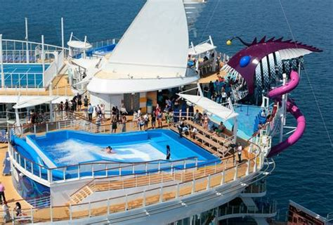 why royal caribbean's harmony of the seas is totally crazy