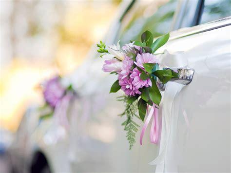 Hochzeitsauto Blumendeko by Diy Autoschmuck F 252 R Ihre Hochzeit F 252 R Sie