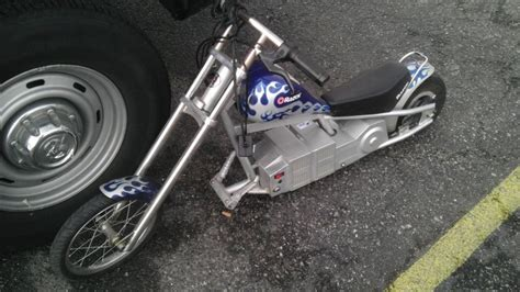Horse Bed Razor Chopper Motorcycle All4u