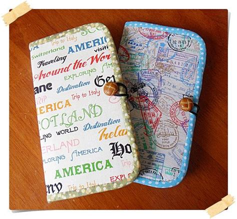 Womens Wallet Go Digital by How To Make A Travel Wallet Organizer Digital File