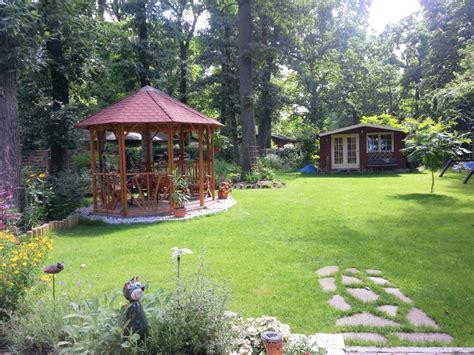 Pavillon Aus Stein by Gartenlaube Grilllaube Und Pavillon Aus Holz Offen