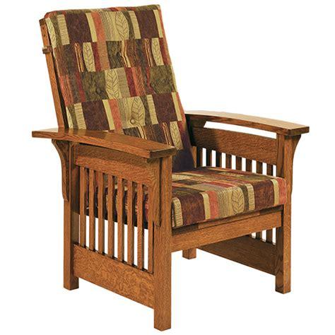 la z boy mission style recliner mission style recliner mission chair wm morris style