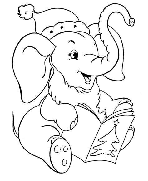 cute christmas animals coloring pages cute christmas animal coloring pages coloring home
