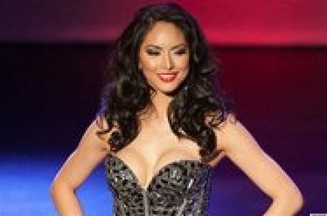 We A Miss Universe Contestant by Miss Universe Canada Typo Awards Crown To Wrong Contestant