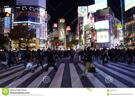 november tokyo tokyo november 28 pedestrians at the famed crossing of