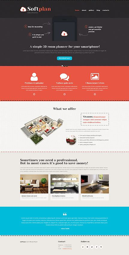 template 52951 ensegna themes