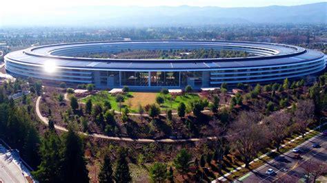 desain gedung apple desain futuristik markas baru apple justru buat karyawan
