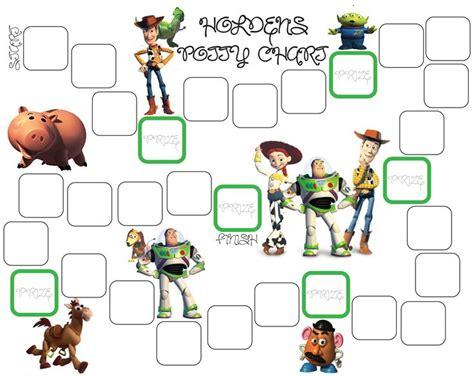 printable reward charts toy story toy story potty chart potty training pinterest toys
