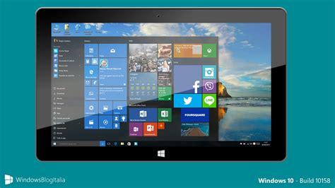 un insider svela le strategie di microsoft per il futuro tour completo di windows 10 insider preview build