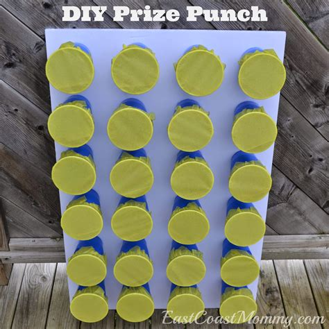 Make Your Own Paper Punch - east coast diy prize punch