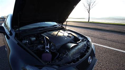 automobile air conditioning repair 2007 lexus sc engine control lexus is250 sr with k n full cold air intake from projekt cars youtube