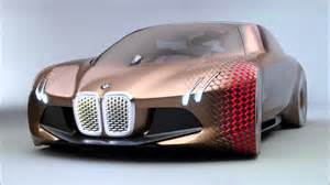 bmw reveals the car of the future vision next 100