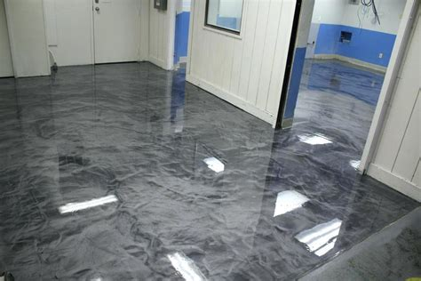 Speckled Garage Floor Paint Services Our Bay Epoxy Coating