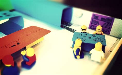 design brief lego scenarios and storyboards with lego for service design