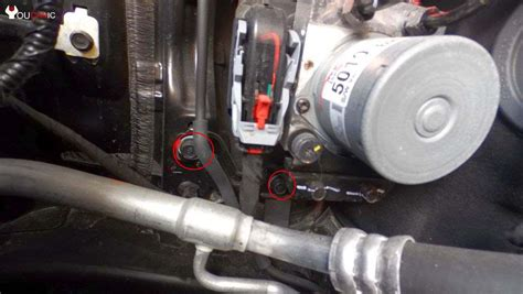 how to change abs wiring harness on 2012 kia forte 50
