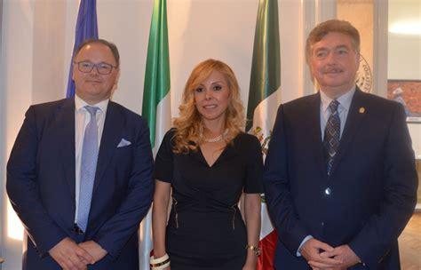 consolato messicano in italia nuovo accordo tra uiv e messico per sinergia tra filiere