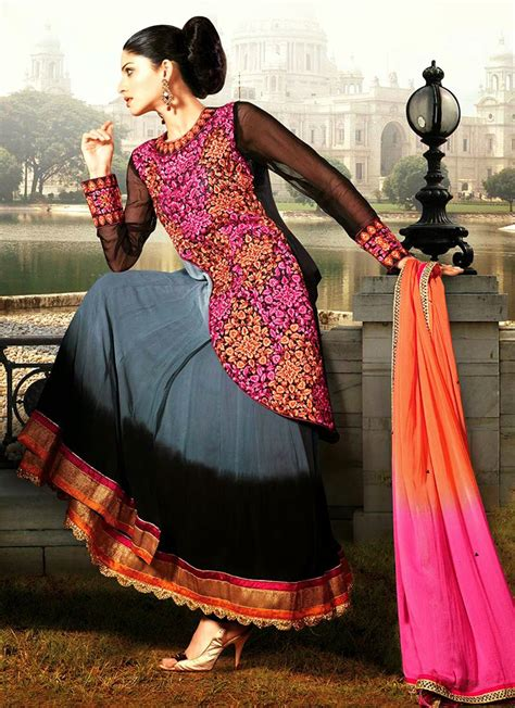 stylish designs latest pakistani and indian party dresses for women 2018
