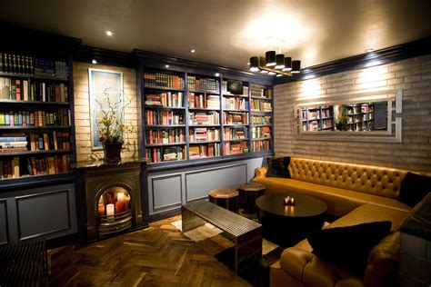 Home Bar Design Books | creating a home library in any space