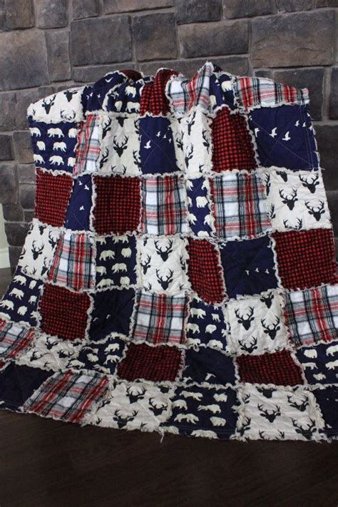 Flannel Rag Quilt Pattern by 17 Best Ideas About Flannel Rag Quilts On Rag