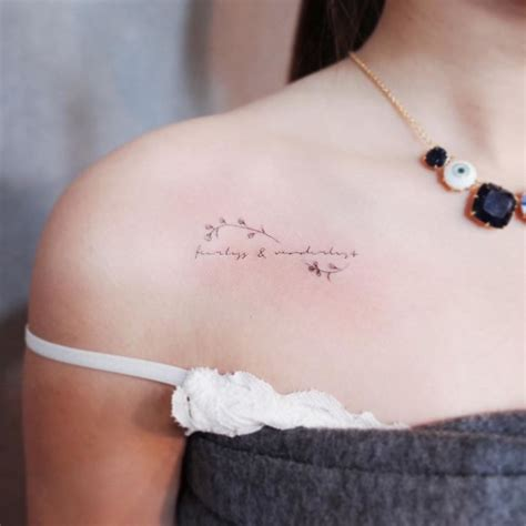 simple tattoo blog 10 tiny discreet tattoos for people who love minimalism