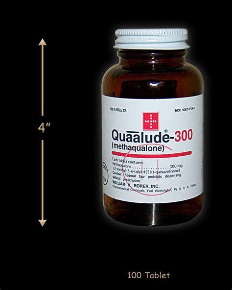 Quaaludes Also Search For Reproduction Quaalude Bottle Quaaludes Qualude Ebay