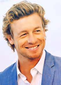 blond hair actor in the mentalist simon simon baker photo 31798178 fanpop