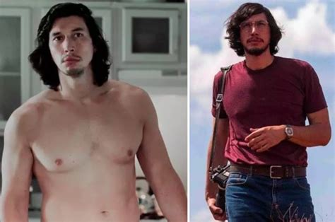 michaela coel star wars scene attention world adam driver has always been hot and y all