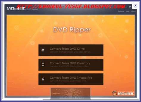 jenis format video dvd player modiac dvd ripper mengconvert dvd ke berbagai format